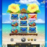 ネットカジノ・スロット、ほぼ日本のパチスロ、『Hawaiian Dream』