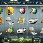 カジノスロットのやり方解説、『Mega Fortune』