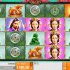 カジノスロットの動画、『Sakura Fortune』