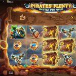 ビデオスロットの中でも爆裂機としておすすめな、『Pirates Plenty』