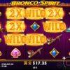 玉持ちバツグンで、勝ちやすいオンカジ・スロット、『Bronco Spirit』!/プレイ方法